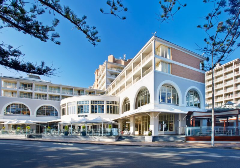 Crowne Plaza Terrigal Street View