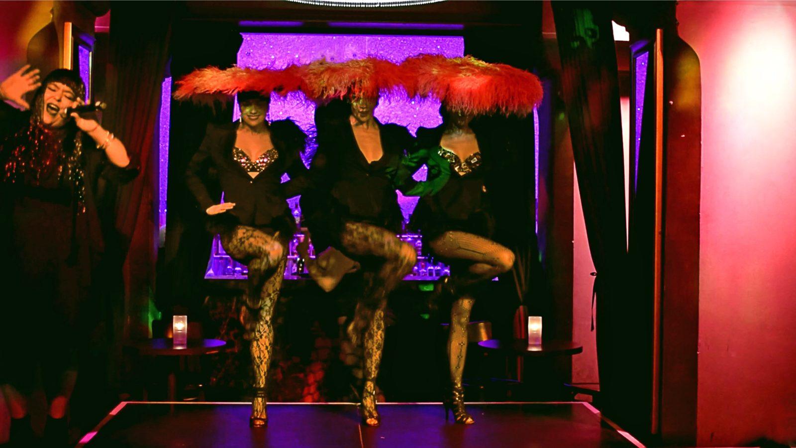 Crystal Boudoir Cabaret Show
