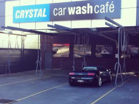 Crystal Car Wash Cafe