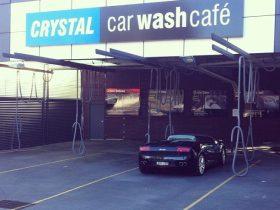 Crystal Car Wash Cafe
