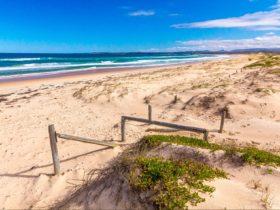 Cudmirrah Beach