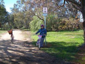 Culcairn Bike Track