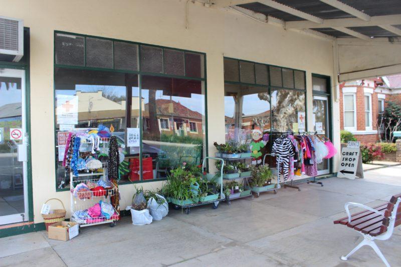 Culcairn Railway Station Craft Shop