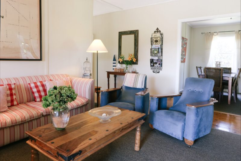 Cupitt cottage lounge dining