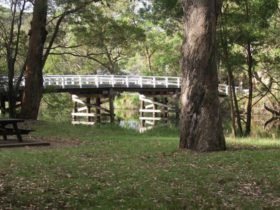 Currawong Flat picnic area