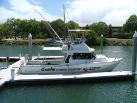 Cushy Fishing Charters