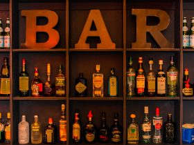 Our bar!