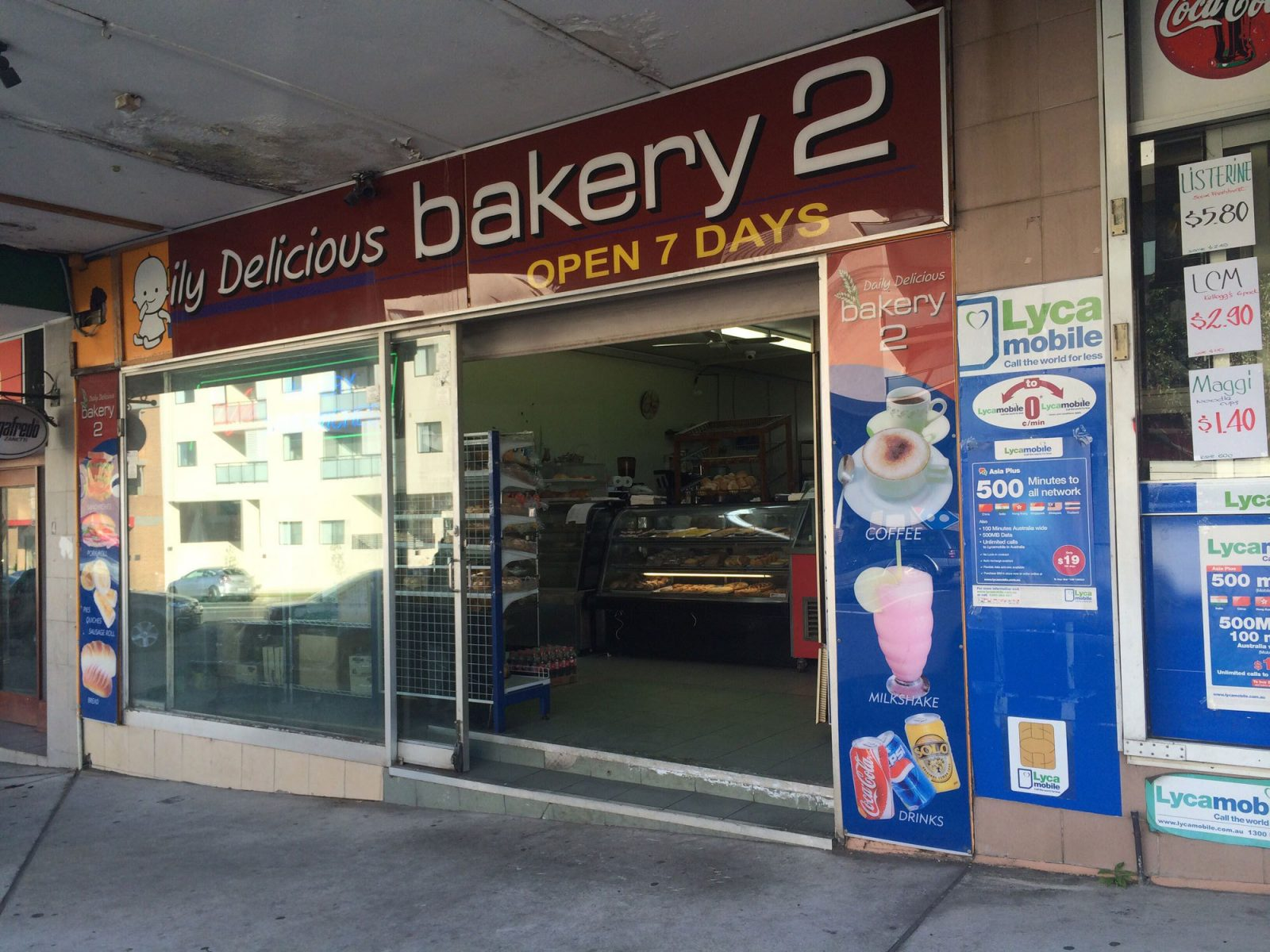 Daily Delicious Bakery 2