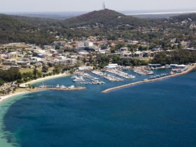 Nelson Bay, Port Stephens