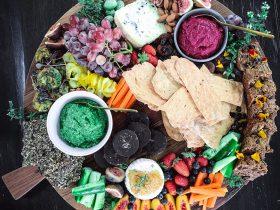 Wholefoods Arrival Platter