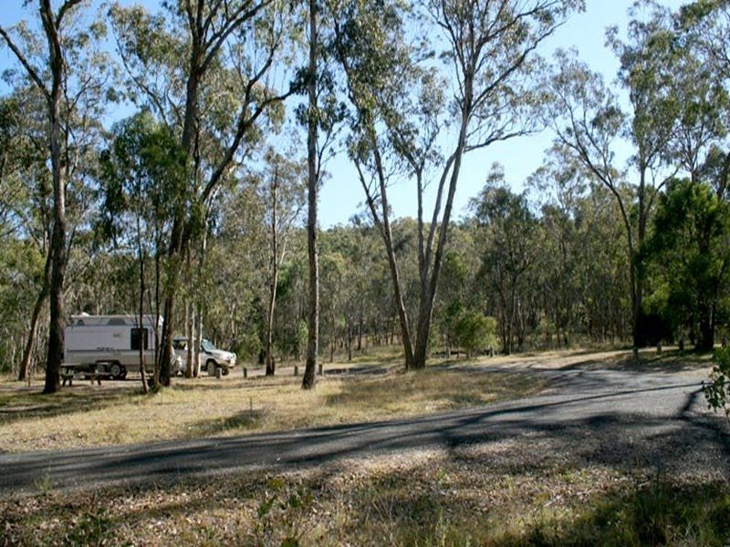 Dangars Gorge campground, Oxley Wild Rivers National Park. Photo: OEH
