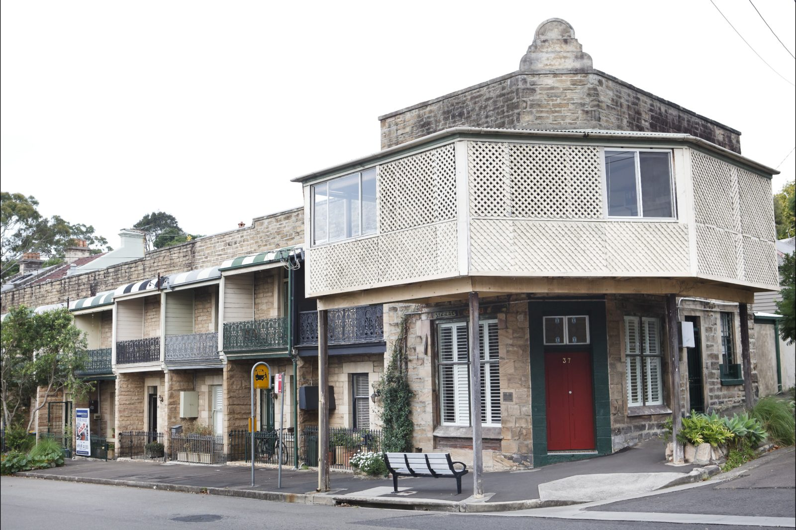 Darling St Balmain, Sydney