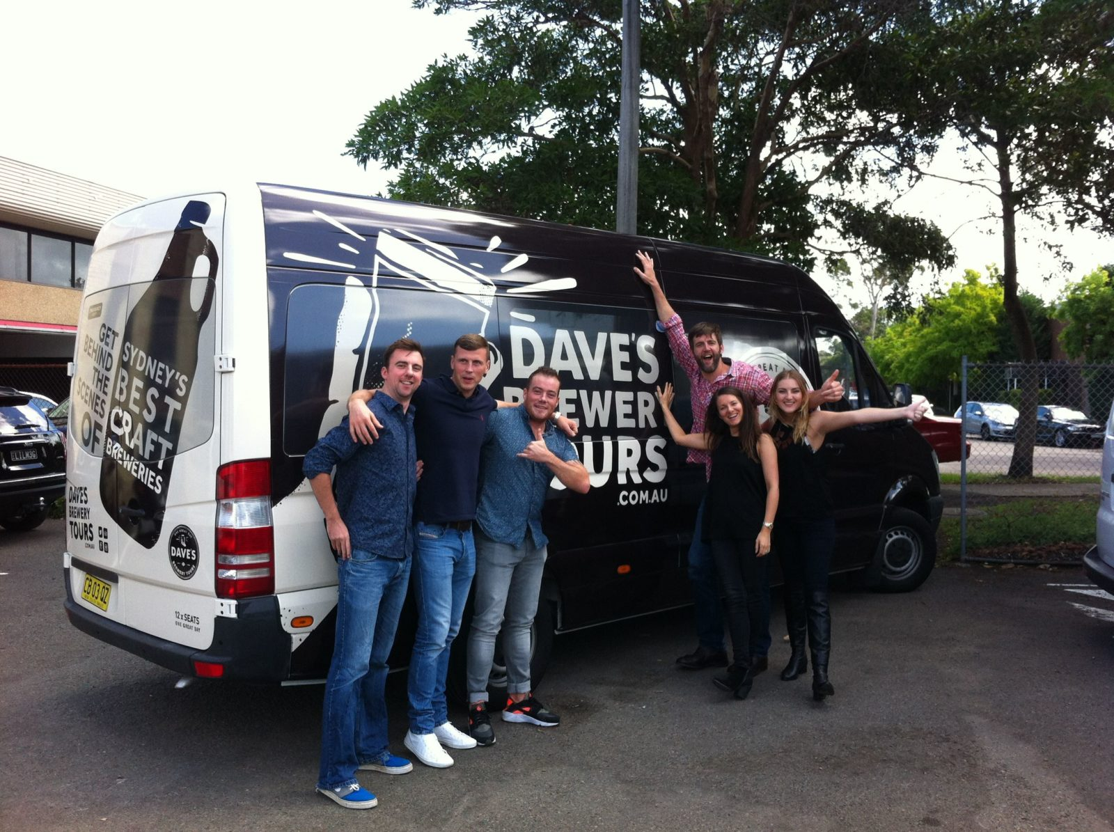 Daves Brewery Tours