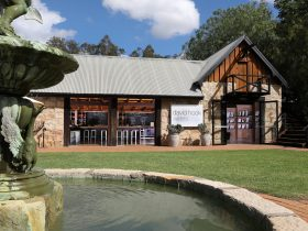 David Hook Wines Cellar