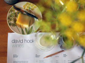 David Hook Wines Cellar