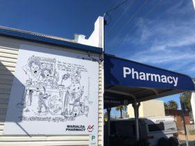 Moor Street Art - Pharmacy
