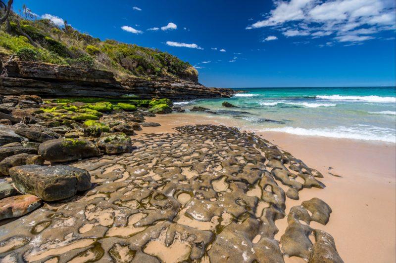 Dawsons Island Beach