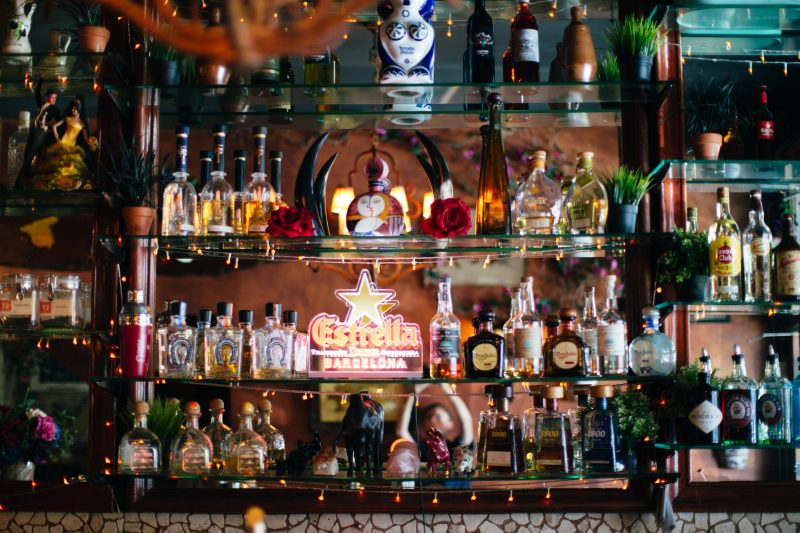 Bar at Del Punto, The Spot in Randwick, Sydney NSW
