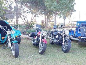 Denman Lodge Enterprises Trike and Bike Tours Hilltops Region NSW