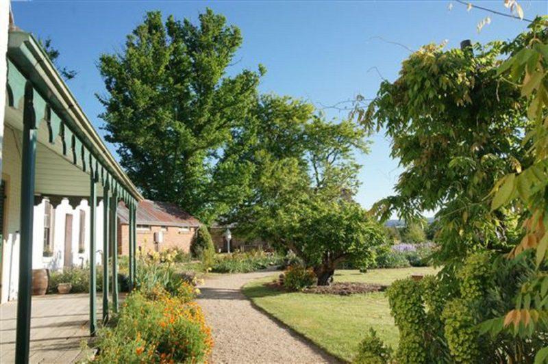 Garden view showing some of the veranda