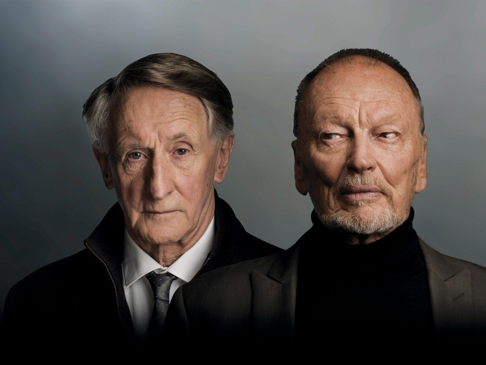 John Gaden and John Bell
