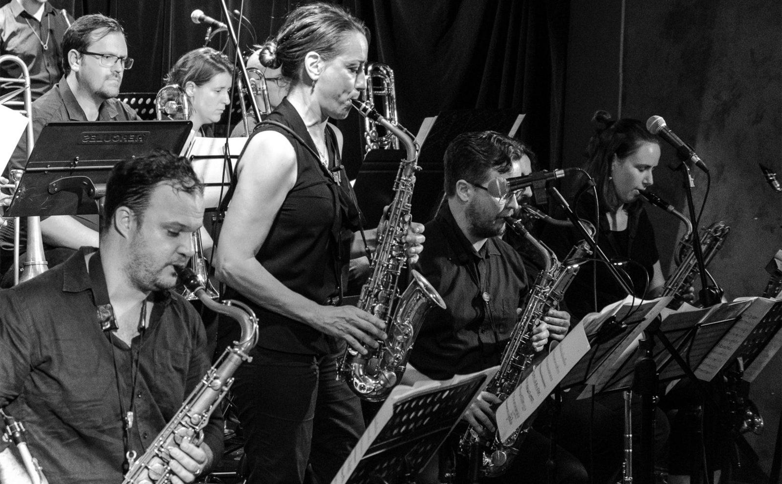 Divergence Jazz Orchestra