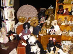 Doll, Bear and Creative Fair