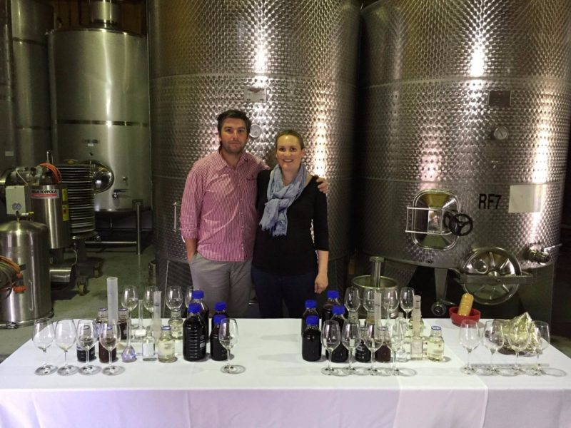 Be a wine maker for the day