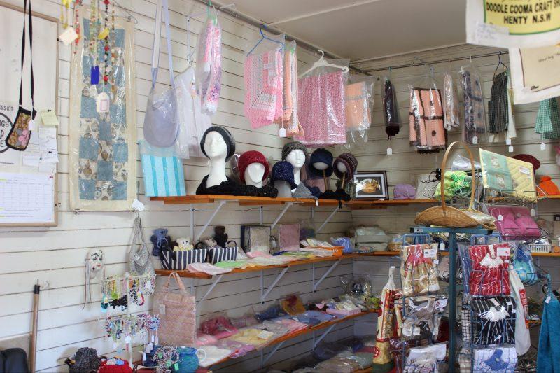 Doodle Cooma Craft Shop