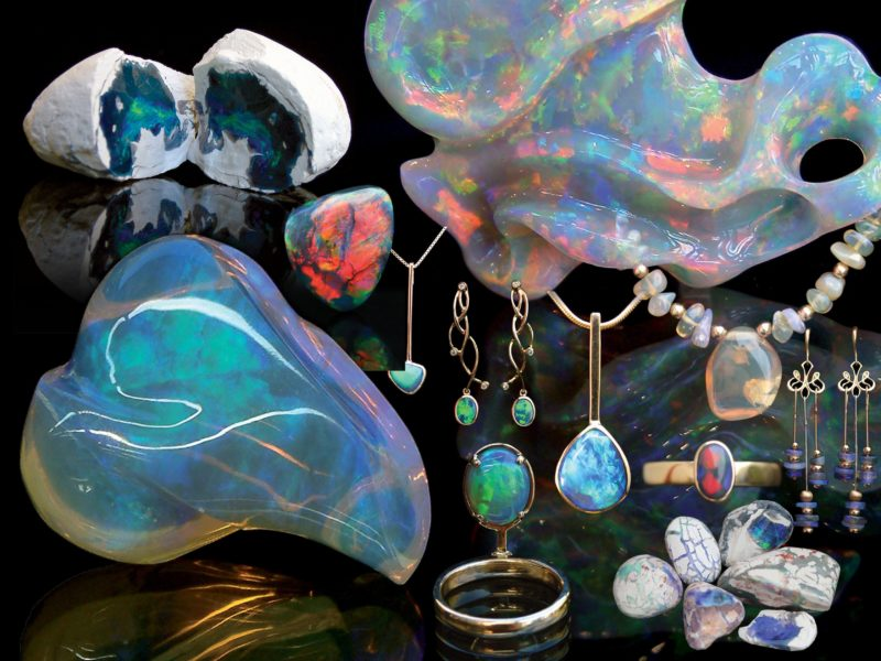 Down to Earth Opals
