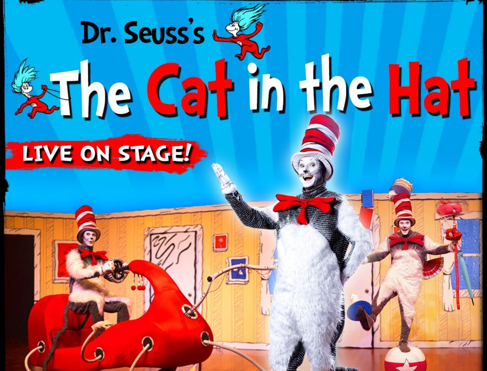 The Cat in the Hat stage show