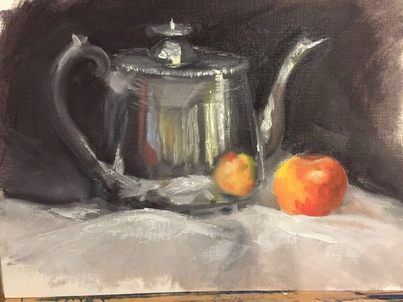 Drawing, Painting Classes for Adults