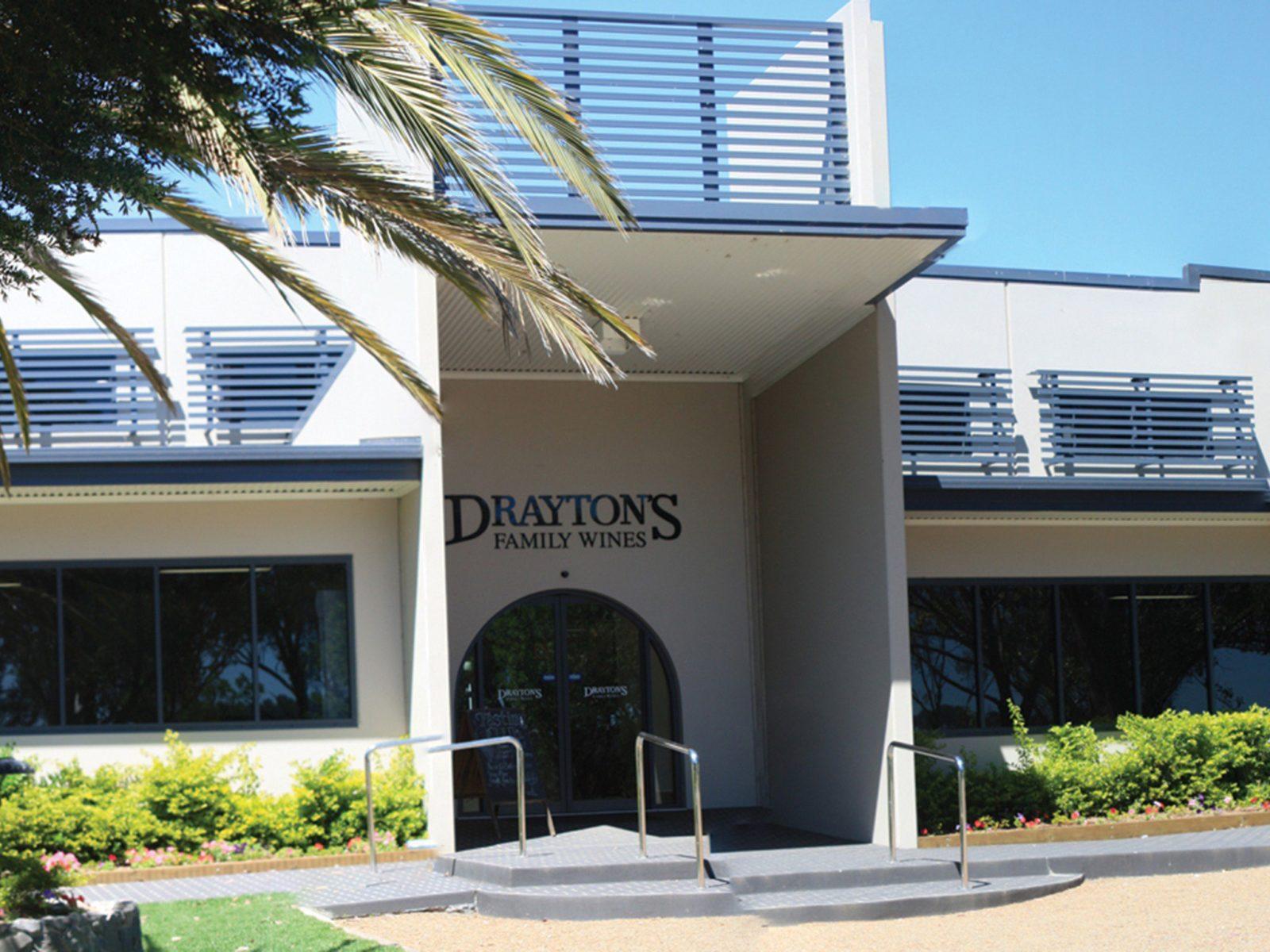 Drayton's Family Wines Cellar Door