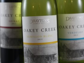 "The ""Oakey Creek"" range"