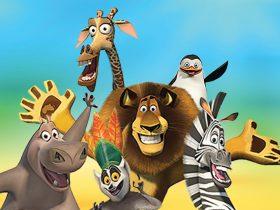 Dreamworks' Madagascar JR