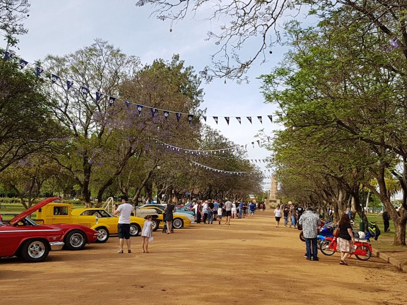 Dubbo Classic Cars and Coffee