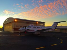 Dubbo Royal Flying Doctor Base Visitor Education Centre