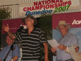 Dunedoo Bush Poetry Festival