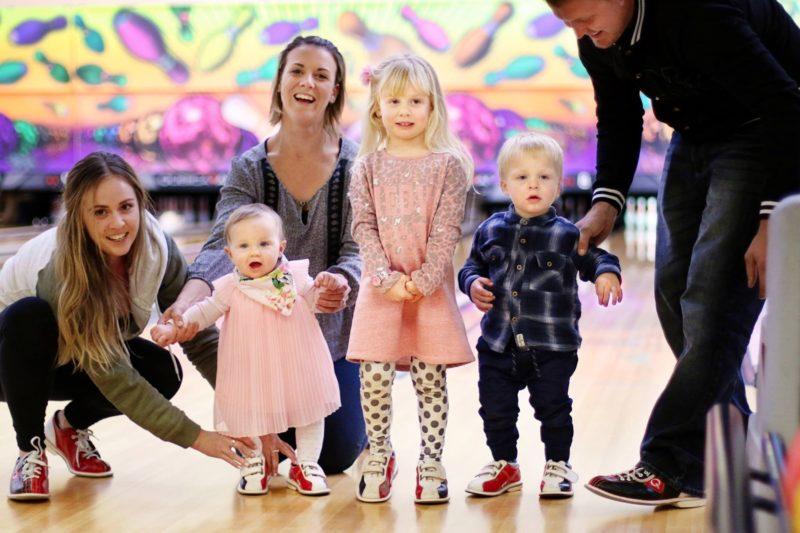 Family tenpin bowling fun Ulladulla