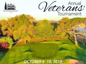 Duntryleague Annual Veterans Tournament logo