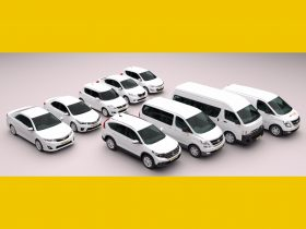 East Coast Car Rentals Fleet