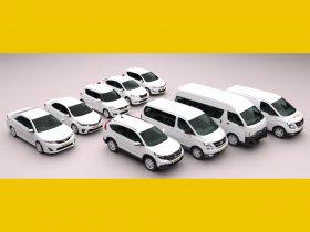 East Coast Car Rentals Fleet
