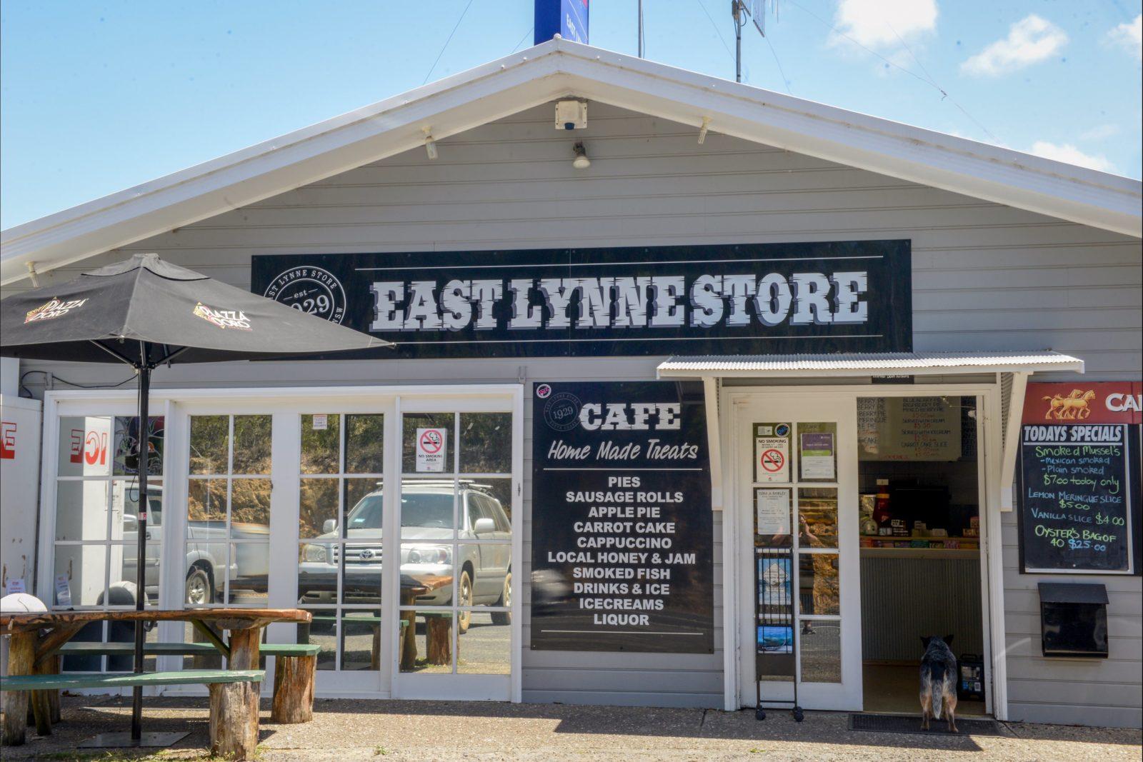 East Lynne Store