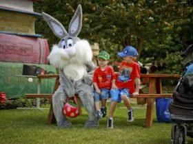Easter at Hunter Valley Gardens