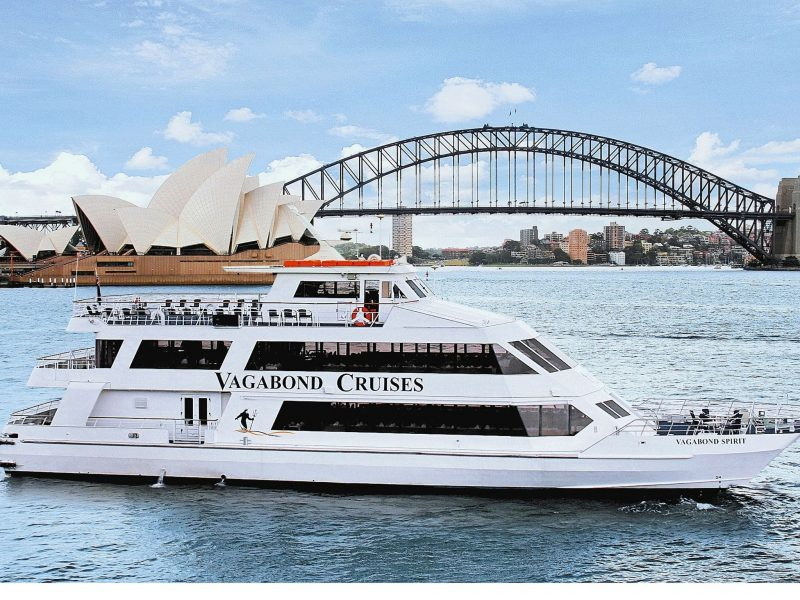 Easter Sunday Lunch Cruise, Darling Harbour, New South Wales