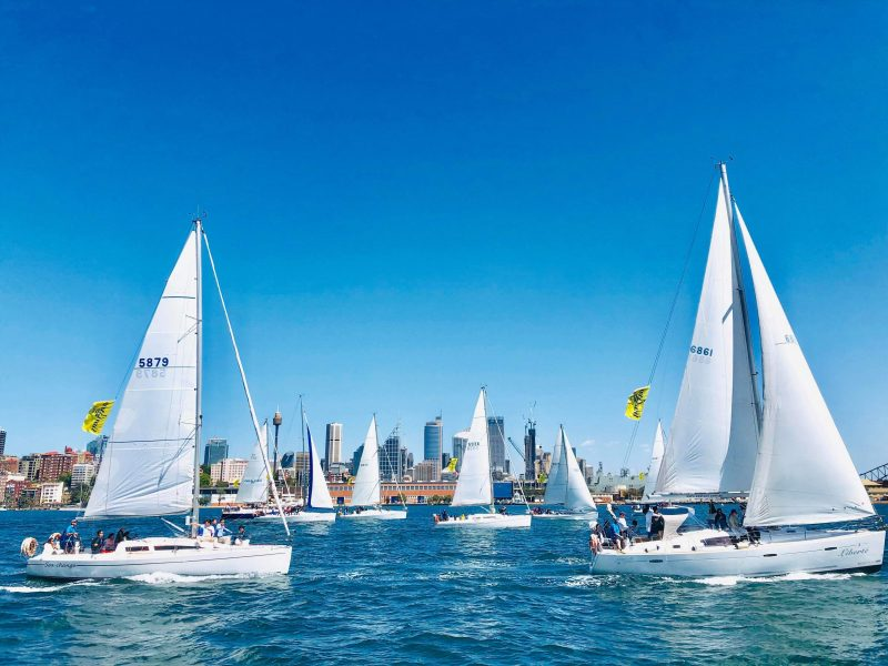 Eastsail can cater for small and large groups