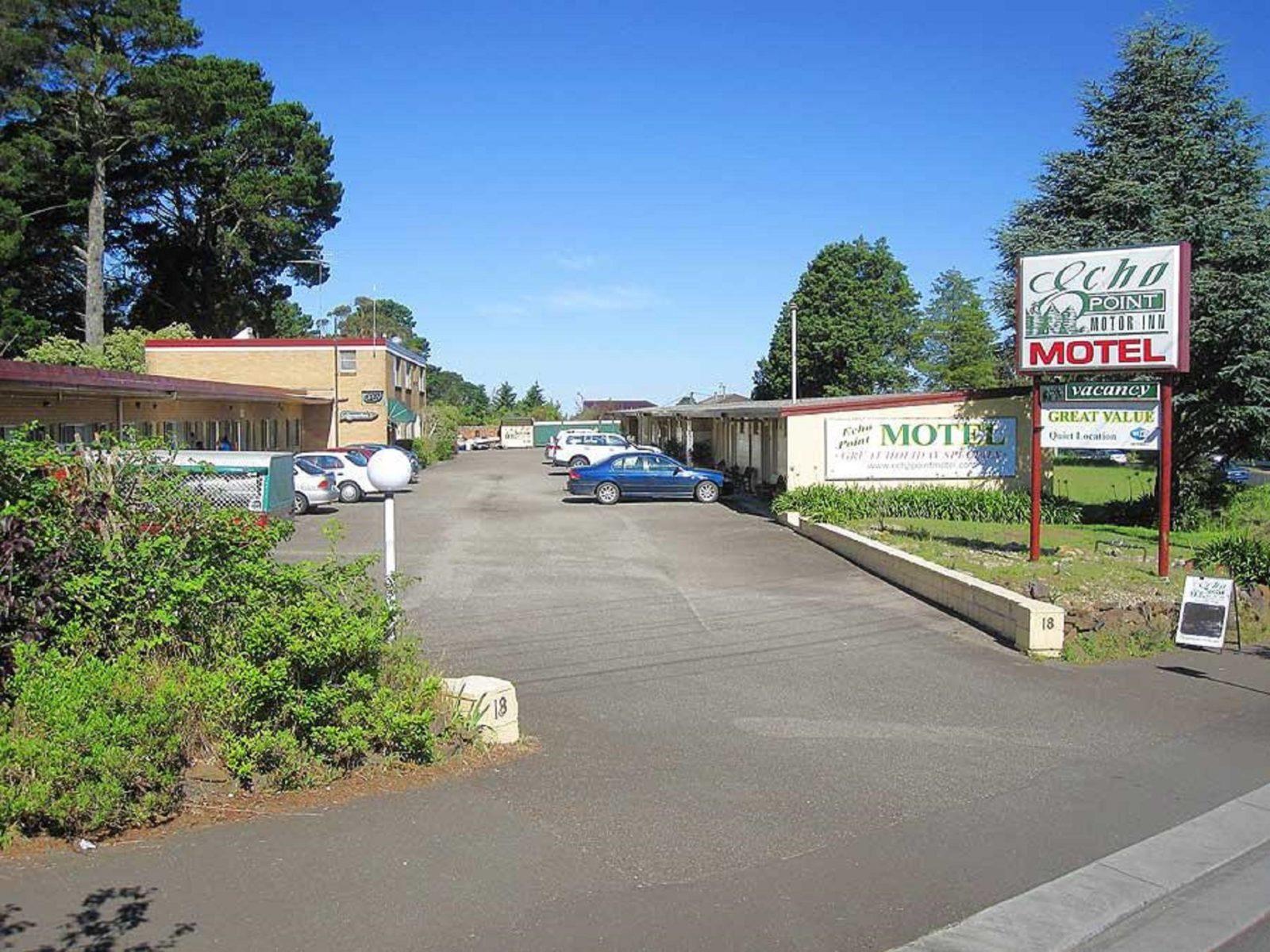 Echo Point Motor Inn