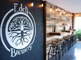 Eden Brewery External