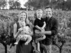 Elbourne family BW