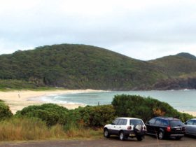 Elizabeth Beach Picni Area